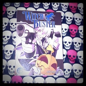 Other - Witch Buster Vol. 1-2 Manga Book